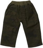 Charlie Rocket Camo Pants (Baby) - Olive-3-6 Months