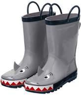 Gymboree Shark Rain Boots
