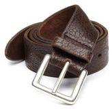 Orciani Cracked Leather Belt