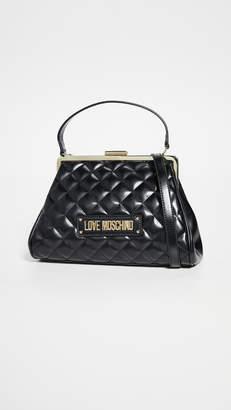 Moschino Love Frame Bag