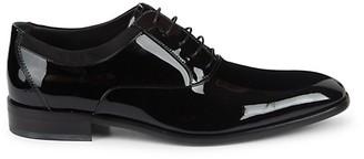 Salvatore Ferragamo Aiden Patent Leather Oxfords