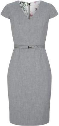 Ted Baker Michahd Textured Dress