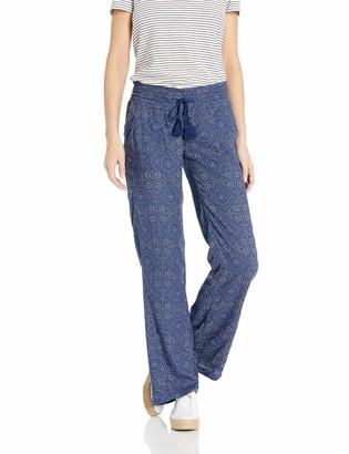 Roxy Junior's Oceanside Printed Pant