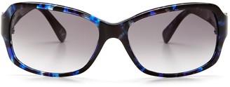 Diane von Furstenberg 57mm Faith Oversized Sunglasses