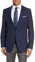 BOSS Men's Nobis 7 Trim Fit Wool Blazer