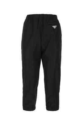 Prada Straight Leg Capri Pants