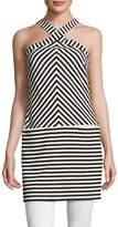 Trina Turk Women's Alicina Stripe Dress