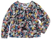 Ella Moss Girls' Floral Top - Big Kid