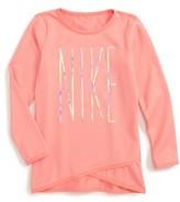 Nike Toddler Girl's Sport Essentials Dri-Fit Tunic