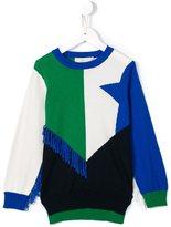 Stella McCartney 'Olga' knit jumper - kids - Cotton/Cashmere - 2 yrs