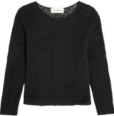By Malene Birger Beviana ribbed cotton top