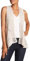 Joseph A Crochet Vest