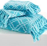 "Dena Home Tangier 27"" x 50"" Jacquard Bath Towel"