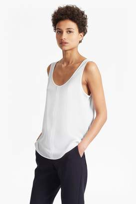 French Connection Clee Crepe Light Vest Top