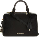 MICHAEL Michael Kors Kirby extra-small pebbled leather satchel