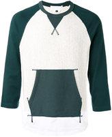 Comme des Garcons pile lined sweatshirt - men - Cotton - M
