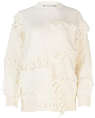 Stella McCartney Fringe Detail Sweater