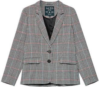 Jack Wills Apperley Classic Checked Blazer