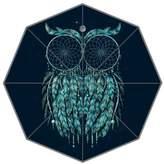Fashionable Dreamcatcher Storm-Resistant Umbrella