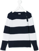 Il Gufo striped jumper - kids - Cotton - 2 yrs