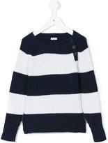 Il Gufo striped jumper - kids - Cotton - 6 yrs