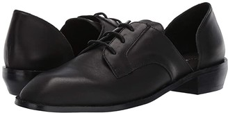 42 GOLD Yours Truly (Black Leather) Women's Shoes