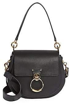 Chloé Women's Medium Tess Leather Saddle Bag