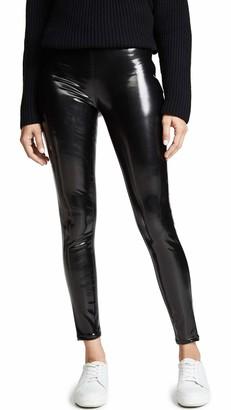 Blank NYC Women's Vinyl Leggings Pants