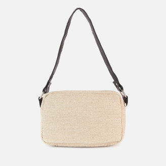 Nunoo Women's Ellie Beach Cross Body Bag - Beige