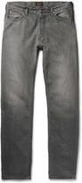 Chimala Slim-Fit Distressed Selvedge Denim Jeans