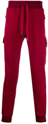 Dolce & Gabbana Tapered Leg Track Pants