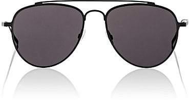 Tomas Maier Women's Aviator Sunglasses - Dark Gray
