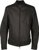 Belstaff H Racer jacket - men - Cotton - 46