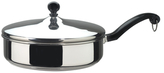 Farberware 2.75QT. Classic Stainless Steel Covered Saute Pan