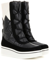 Stella McCartney Binx faux leather boots