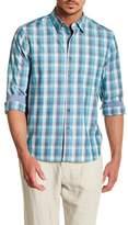 Tommy Bahama Plaid Ali Trim Fit Shirt