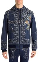 Dolce & Gabbana Hooded Cotton Jacket