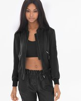 Soma Intimates X by Gottex Bomber Jacket