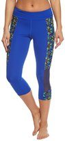 TYR Women's Edessa Makai Capri Swim Tight 8150676