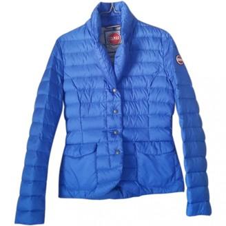 Colmar Blue Coat for Women