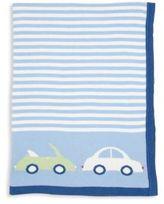 Elegant Baby Zoom Zoom Knit Blanket