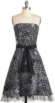 FOLTER INC Spellbound To Astound A-Line Dress