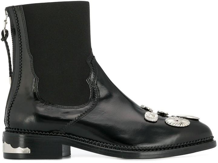 Toga Pulla chelsea boots