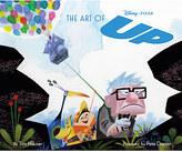 Disney Art of Up Book