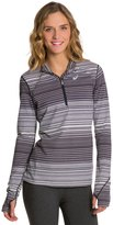Asics Women's Thermostripe 1/2 Zip Running L/S 8115579