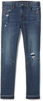 Gap 1969 Embroidered High Stretch Slim Jeans