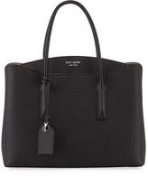 Kate Spade Margaux Large Leather Satchel Bag