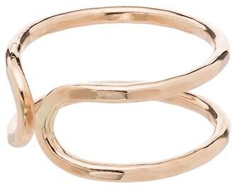 Melissa Joy Manning 14kt Yellow Gold Ring