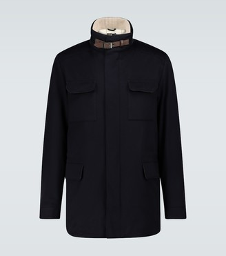 Loro Piana New Traveller cashmere jacket