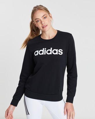 adidas Essentials Linear Sweatshirt